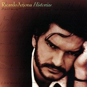 Historias album cover