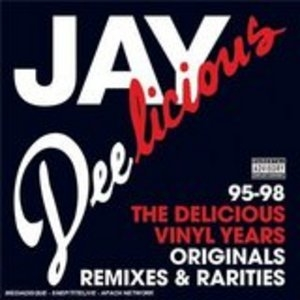 Jay Deelicious: The Delicious Vinyl Years album cover