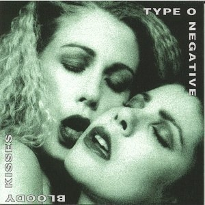 Bloody Kisses album cover