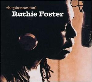 The Phenomenal Ruthie Foster album cover