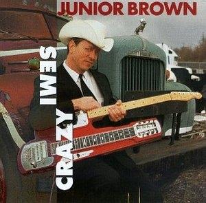 Semi Crazy album cover