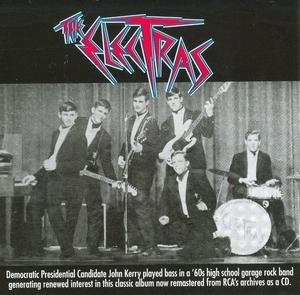 '60s Garage Rock Band Reissue album cover