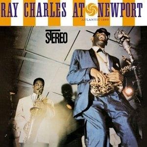 Ray Charles At Newport album cover