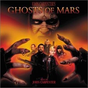 Ghosts Of Mars: Original Motion Picture Score album cover