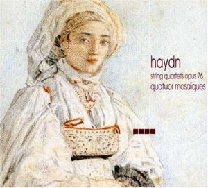 Haydn: String Quartets album cover