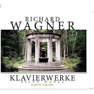 Wagner: Klavierwerke album cover