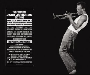 Complete Jack Johnson Sessions album cover