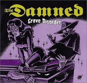 Grave Disorder album cover