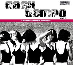 Easy Tempo, Vol. 5: A Slammin' Cinematic Experience album cover