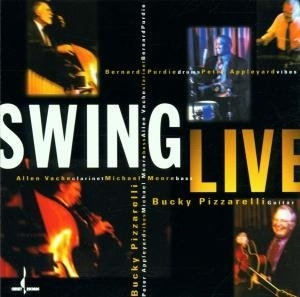 Swing Live album cover