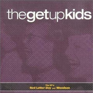 The EP's: Red Letter Day-Woodson album cover