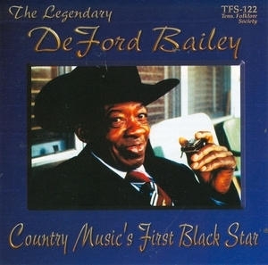 Country Music's First Black Star album cover