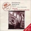 Khachaturian: Spartacus A... album cover
