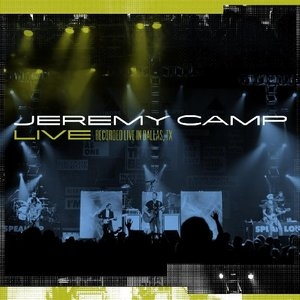 Jeremy Camp Live album cover