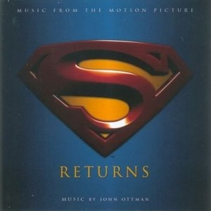 Superman Returns: Music From The Motion Picture album cover