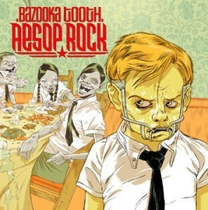 Bazooka Tooth album cover