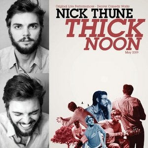 Thick Noon album cover