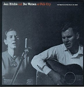 At Folk City album cover