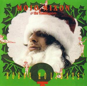 Horny Holidays! album cover