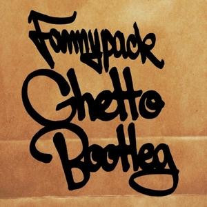 Ghetto Bootleg album cover