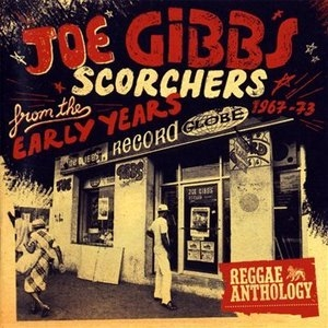 Scorchers From The Early Years album cover
