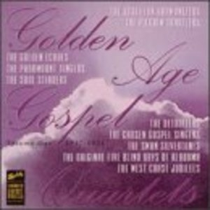 Golden Age Gospel Quartets Vol.1 (1947-1954) album cover