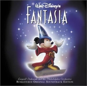 Walt Disney's Fantasia: Remastered Original Soundtrack album cover