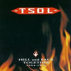 Hell And Back Together 1984-1990 album cover