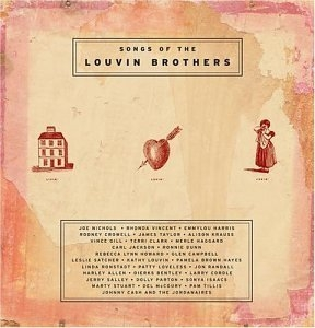 Livin' Lovin' Losin': Songs Of The Louvin Brothers album cover
