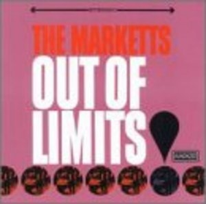 Out Of Limits album cover