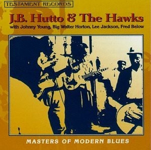 Masters Of Modern Blues album cover
