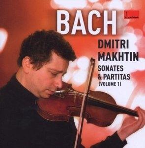 Bach: Sonates & Partitas, Vol. 1 album cover
