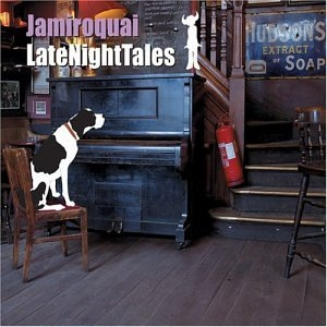 LateNightTales: Jamiroquai album cover