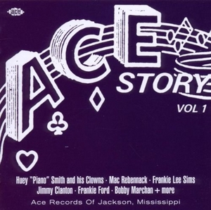 The Ace Story, Vol. 1 album cover