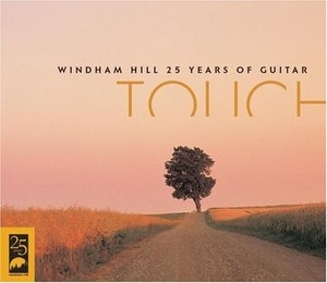 Touch Windham Hill 25 Years Of Guitar album cover