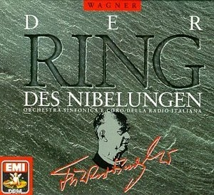 Wagner-The Ring-Siegfried album cover