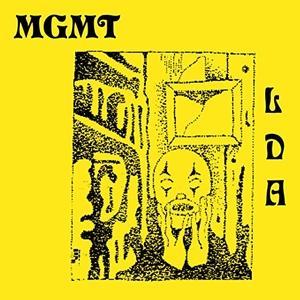 Little Dark Age album cover