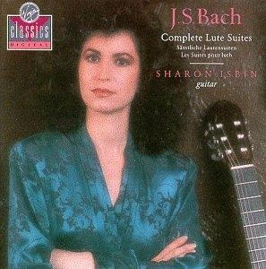 JS Bach: Complete Lute Suites album cover