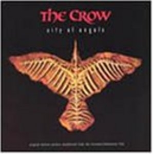 The Crow: City Of Angels (Original Motion Picture Soundtrack) album cover