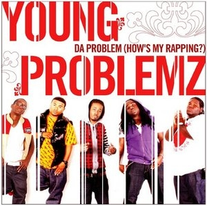 Da Problem (How's My Rapping?) album cover