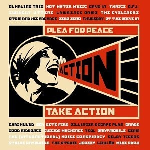 Plea For Peace: Take Action album cover