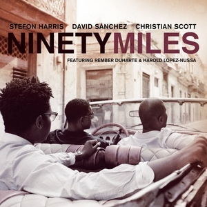 Ninety Miles album cover