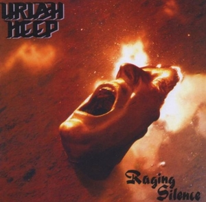 Raging Silence album cover