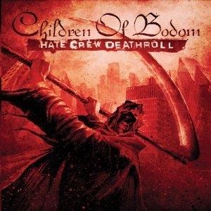 Hate Crew Deathroll album cover