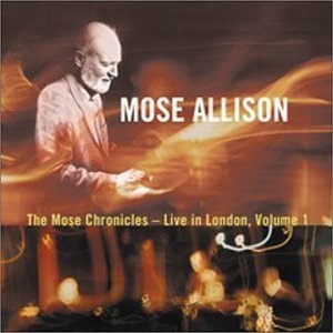 The Mose Chronicles: Live In London Vol.1 album cover