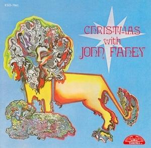 Christmas With John Fahey album cover