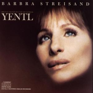 Yentl album cover