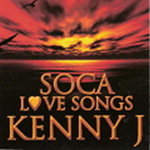 Soca Love Songs album cover