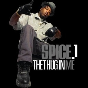 The Thug In Me album cover