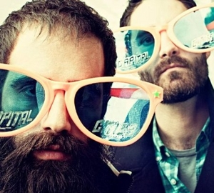 Capital Cities EP album cover